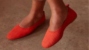 Sustainable Ballet Flats Made From